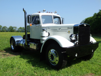 Super Liner Mack Restoration